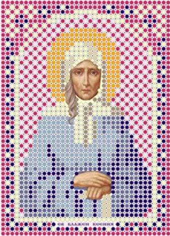 Ксения петербургская икона бисером