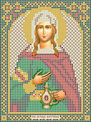 Икона светлана вышивка бисером