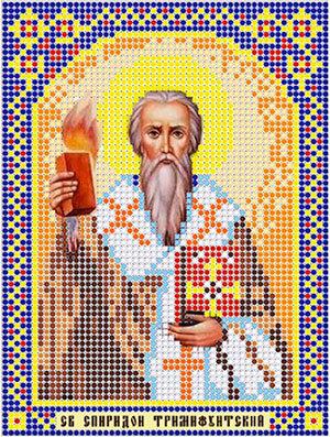 Вышивка икон бисером спиридон тримифунтский